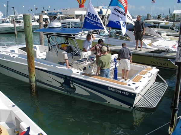 safe boat deck isiteek