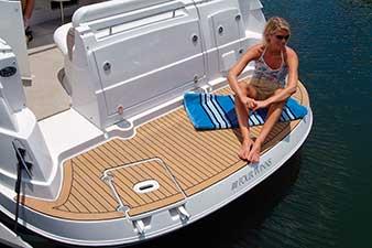 boat decking isiteek